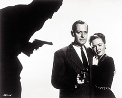 WARNER BROS. - Robert Montgomery and Audrey Totter in Lady In the Lake