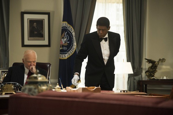 Robin Williams and Forest Whitaker in Lee Daniels' The Butler (Photo: Anchor Bay & The Weinstein Company)