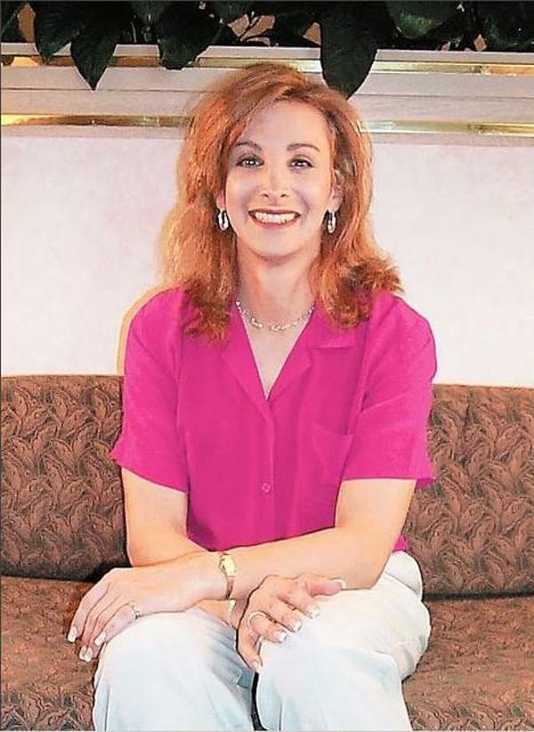 Rocket scientist Amanda Simpson