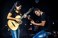 Live review: Rodrigo y Gabriela, The Fillmore (8/6/2014)