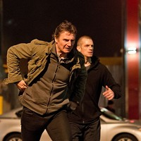 Run, Liam, run! All night if you have to! (Photo: Warner Bros.)