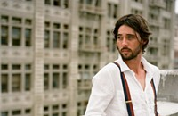Ryan Bingham at Tremont Music Hall tonight (5/9/2013)