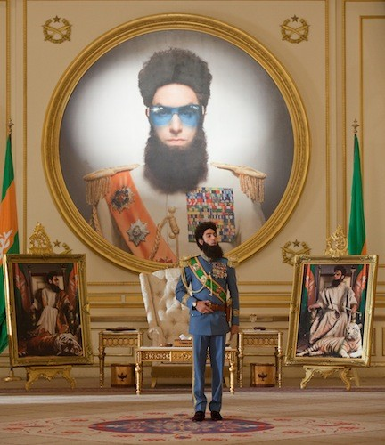 Sacha Baron Cohen in The Dictator (Melinda Sue Gordon / Paramount)