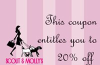 Sale of the day: Scout & Molly's