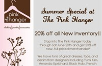 Sale of the Day: The Pink Hanger