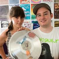 Sarah Blumenthal Robbins and Josh Robbins