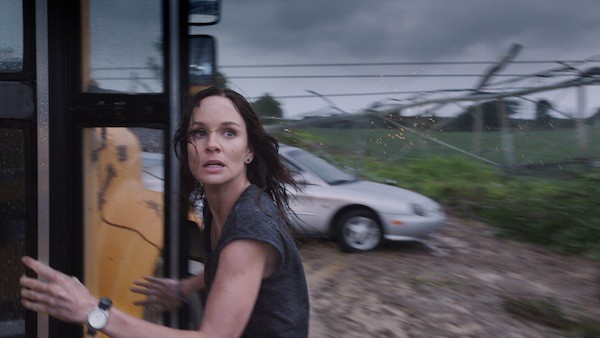 Sarah Wayne Callies in Into the Storm (Photo: Warner Bros.)