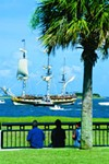 <p>Scenic Charleston Harbor</p>