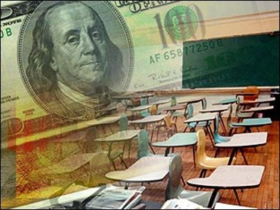 School days: It's all about the Benjamins