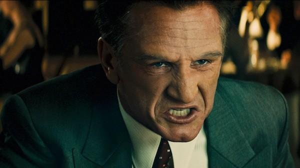 Sean Penn in Gangster Squad (Photo: Warner Bros.)