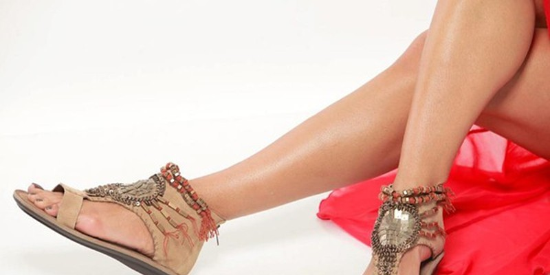 Selected styles from 72 Shoe Boutique are on sale