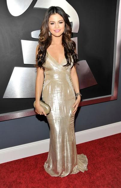 Selena Gomez in J Mendel