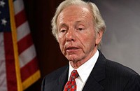 Joe Lieberman, whiny, sexist jerk: Good riddance