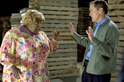 JOHN P. JOHNSON / FOX & REGENCY - SEPARATED AT BIRTH? Big Momma (Martin Lawrence in drag, with Mark Moses) and ... (click 2)