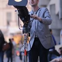 Seth Gadsden, festival co-director
