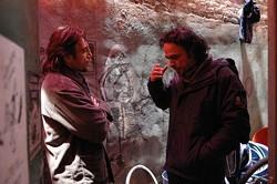 JOSE HARO / ROADSIDE ATTRACTIONS - SETTING THE SCENE: Javier Bardem and director Alejandro González Iñárritu collaborate on Biutiful.