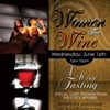 Raise a glass at Women For Wine