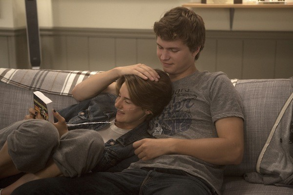 Shailene Woodley and Ansel Elgort in The Fault in Our Stars (Photo: Fox)