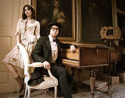 SHE & HIM: Ghost of a Sabre Tooth Tiger