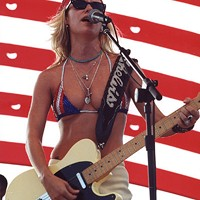 Shelby Lynne belts her heart out - Tonight @ Don Gibson Theatre in Shelby