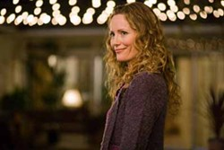 CHUCK ZLOTNICK / NEW LINE - SHE'S THE MANN: Leslie Mann's performance is the best thing about 17 Again.