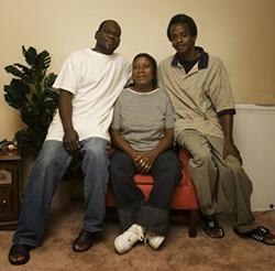 ANGUS LAMOND - Shinold Wilson, Cheryl McCoy and Jesse Hudson Jr.