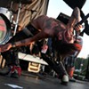 Sights from the 2011 Vans Warped Tour