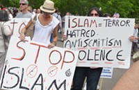 Ban all mosques and illegal immigrants?!