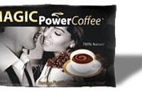 Magic coffee power