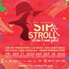 Sip & Stroll outdoors this weekend
