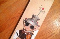 Skate show decks out the walls of Twenty-Two