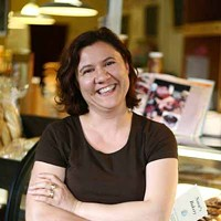 Sladjana Novakovic, bakery owner