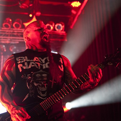 Slayer at The Fillmore, 11/23/14