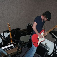 SMALL SPACES: The Noises 10 practices at Bandtastic Studios