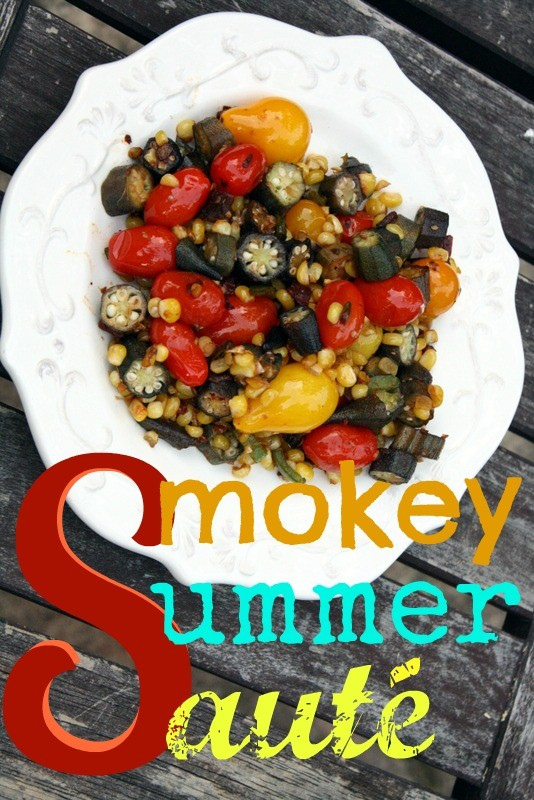 Smokey Summer Sauté