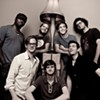 Snarky Puppy at Neighborhood Theatre tonight (8/12/13)