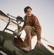 SOAR SPOT: Howard Hughes (Leonardo Di Caprio) loves to fly -- and it shows -- in The Aviator - MIRAMAX