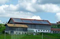 'A solar panel on every roof?'