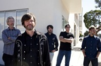 Son Volt at the Visulite tonight (9/22/2013)