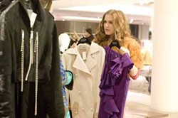 WALT DISNEY - SOUL FOR SALE: Isla Fisher in Confessions of a Shopaholic.