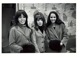 DON PAULSEN - SPANISH HARLEM'S RADICAL BLACK ROSES: The Ronettes