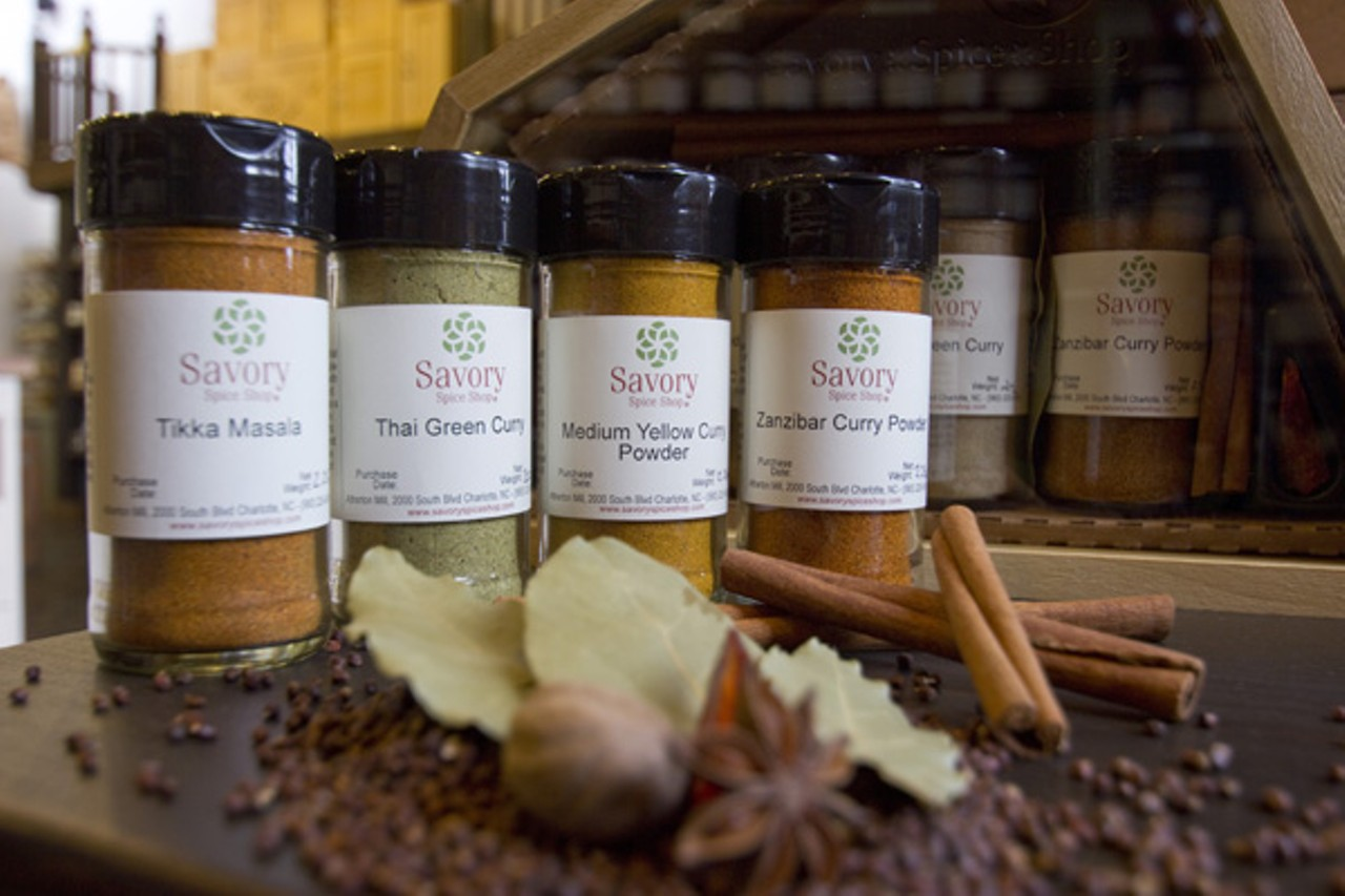 Spice, spice, baby: Savory Spice Shop | Food & Drink
