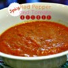 Recipe: Spicy Red Pepper and Tomato Soup