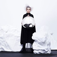 St. Vincent redefines the visual elements within a concert performance