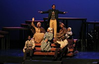 Staging a war on a frugal budget: CPCC's The Civil War