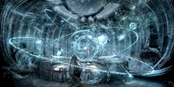 FOX - STARRY FIELDS FOREVER: An industrial light and magic show taking place in Prometheus
