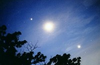 Starry night date