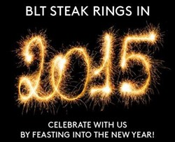 BLT STEAK CHARLOTTE - Start 2015 with a bang at BLT Steak Charlotte!