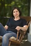 <p>STAYING PAT: Author Pat MacEnulty</p>