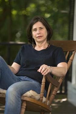 ANGUS LAMOND - STAYING PAT: Author Pat MacEnulty